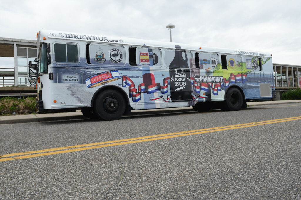 long island brewery tours