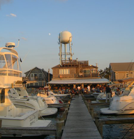dining on the water long island