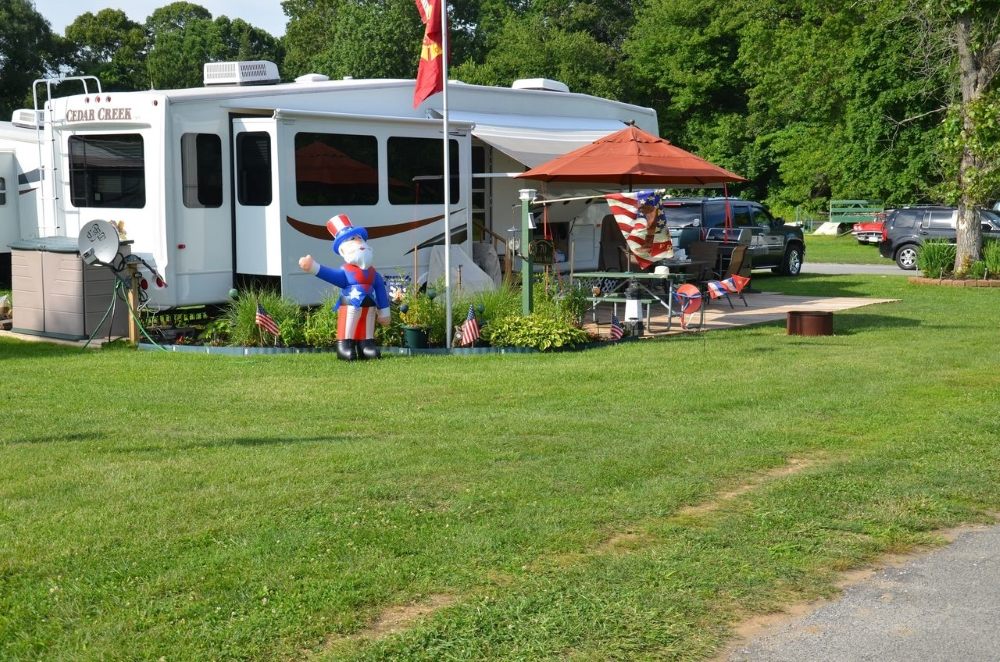 eastern long island campground