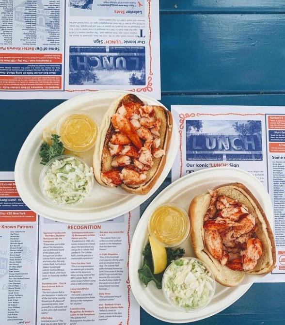The Lobster Roll LUNCH